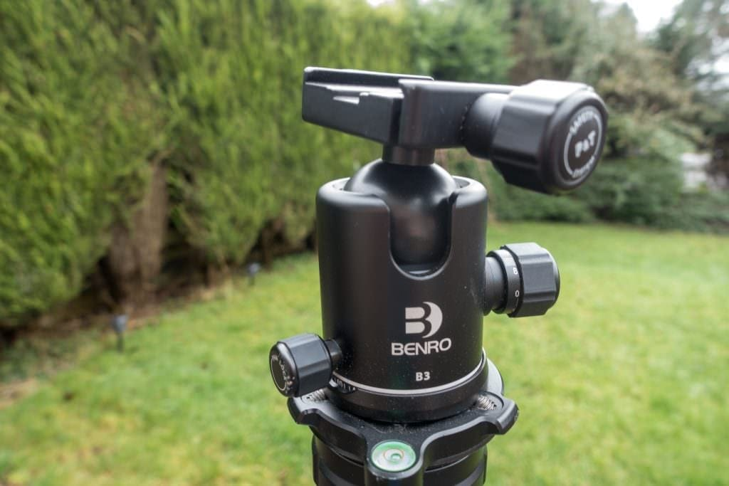 Benro B3 Ballhead Review