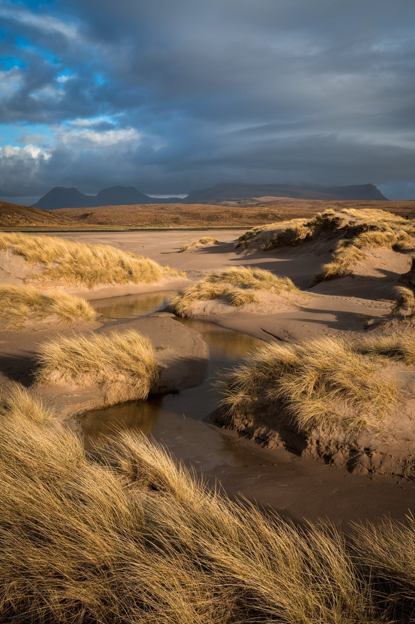 Achnahaird Beach Sunset - Scotland Landscape Photography