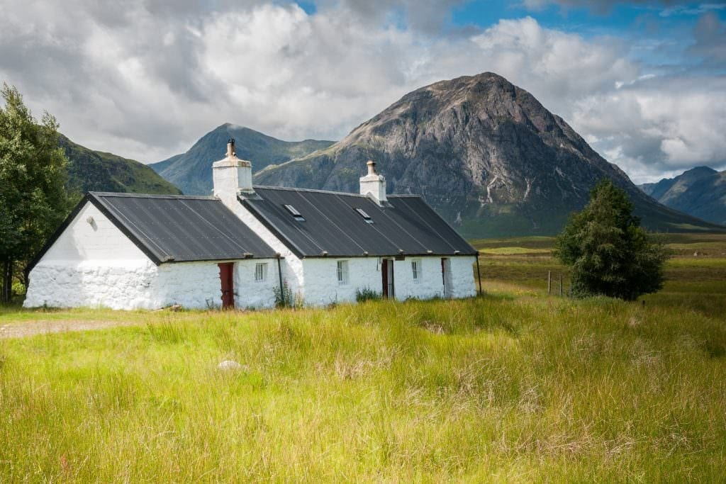Black Rock Cottage - Scotland Photography Workshops
