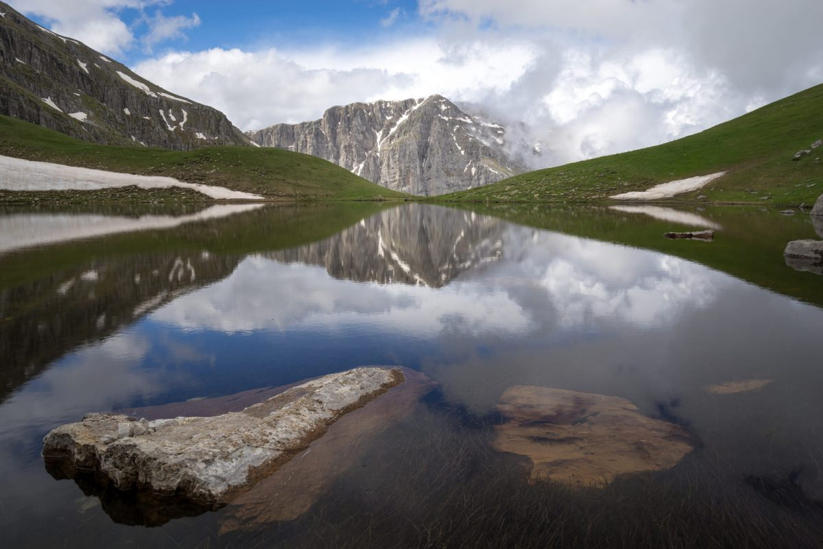 Drakolimni (Dragon Lake) - Greece Photography