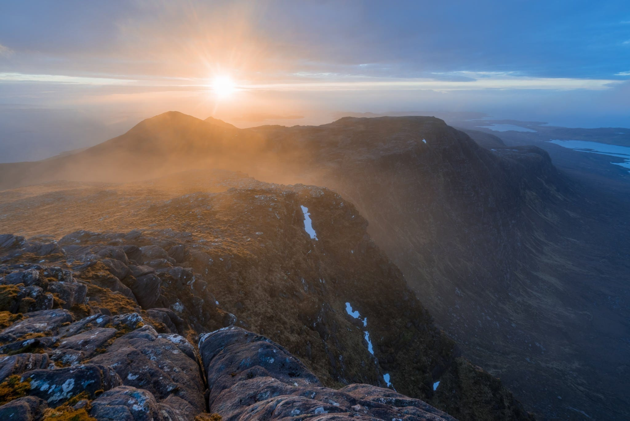 Looking Forward To Summerr - Scotland Landscape Photography Workshops