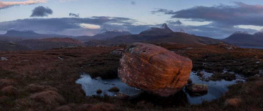 Torrodonian Sandstone - Scotland Photography Workshops