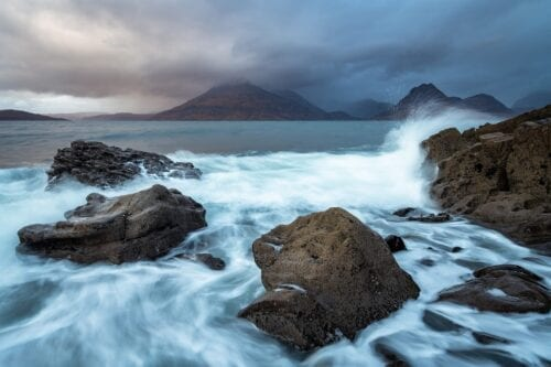 Elgol and the Black Cuillin - Isle of Skye Landscape Photography