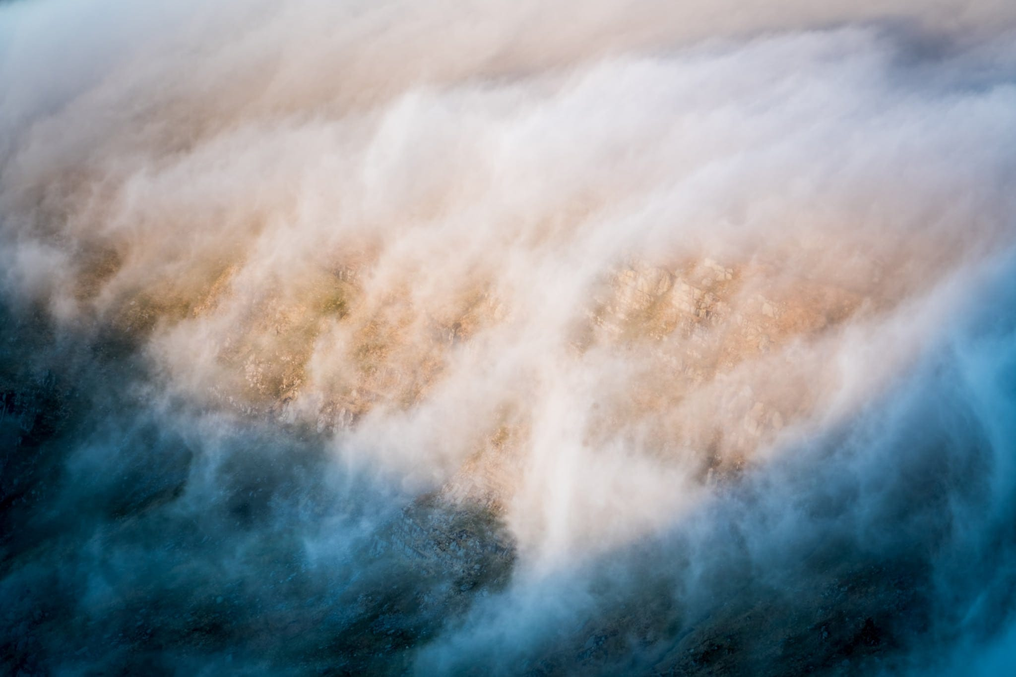 Glyders Abstract - Wild Camping Photography Workshops