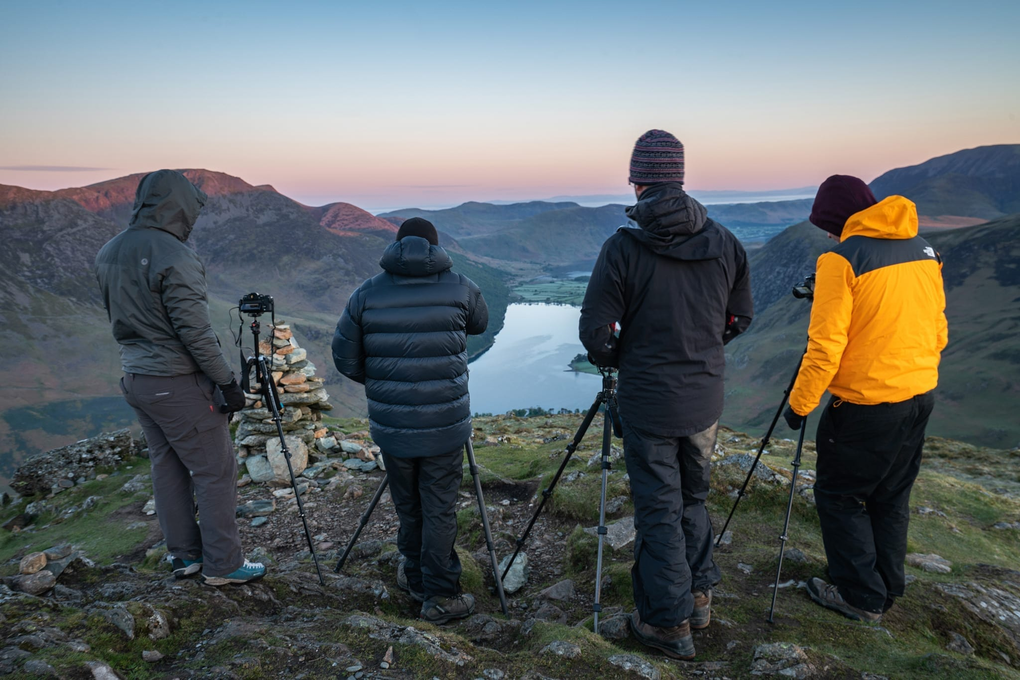 Lake District Wild Camping Photography Workshop