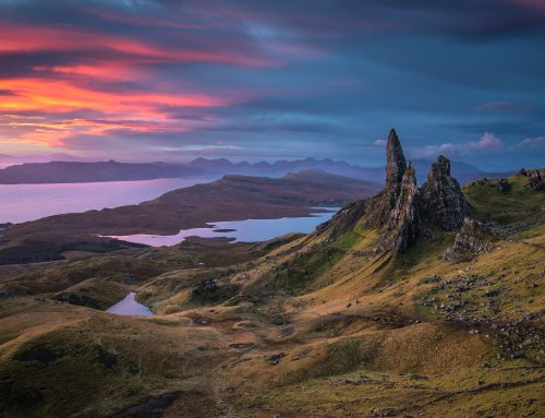 Isle of Skye Photography Workshop – 18th to 22nd March 2019 – Including Single Occupancy Accommodation and Transport on the Island