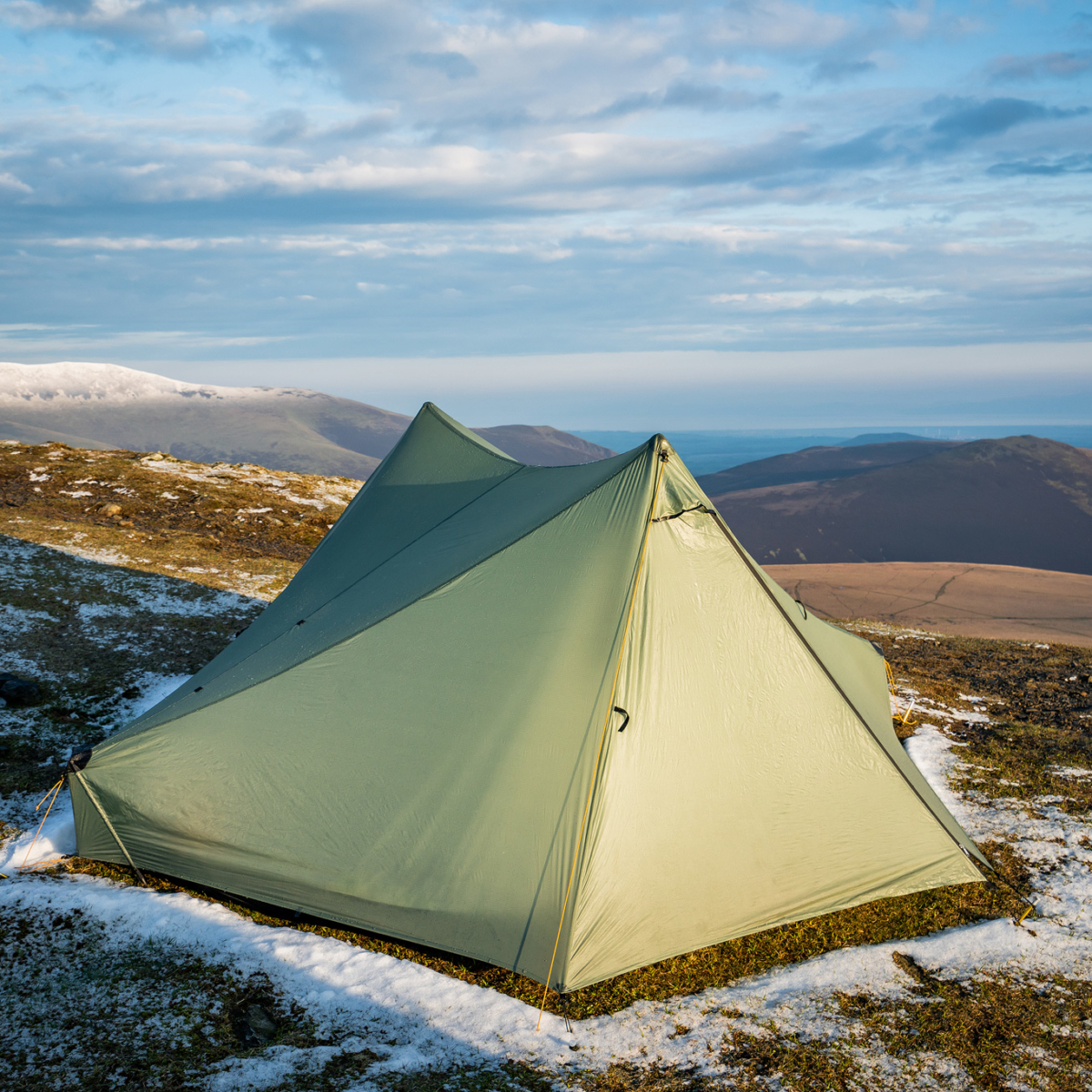 Wild Camping Photography Workshops
