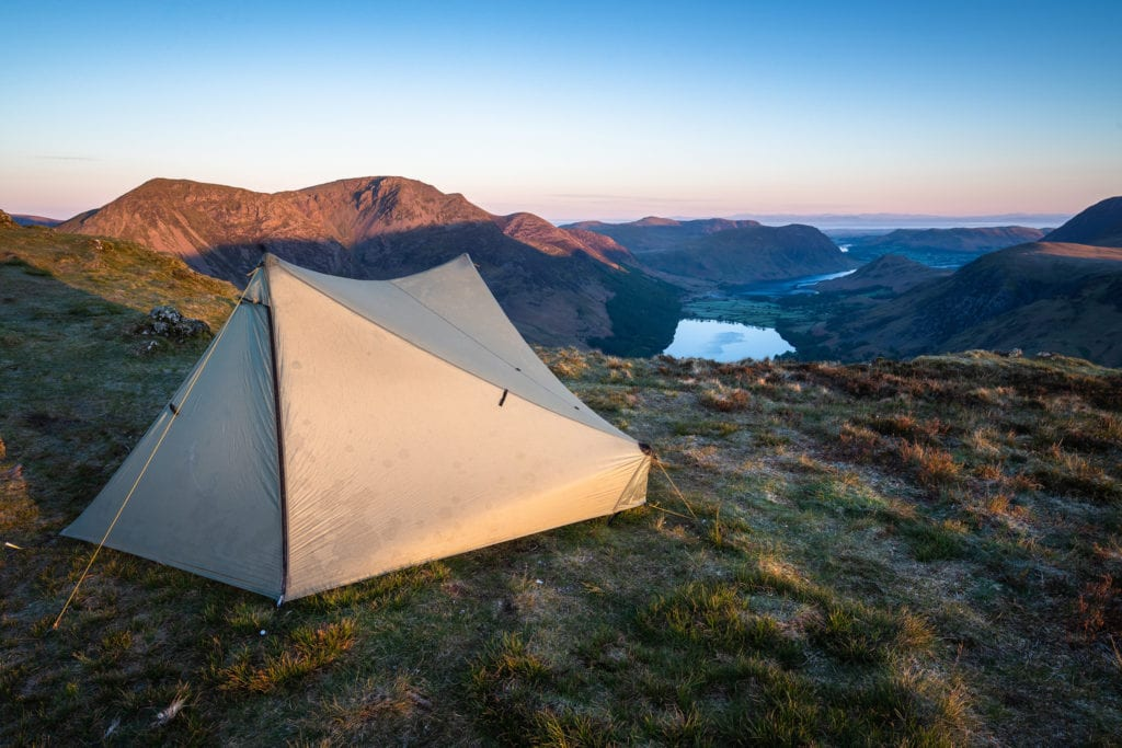 Lake District Wild Camping Photography Workshop Fleetwith Pike