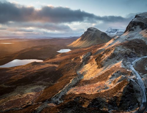 Isle of Skye Photography Workshop – 5th to 9th November 2018 – Including Single Occupancy Accommodation and Transport on the Island