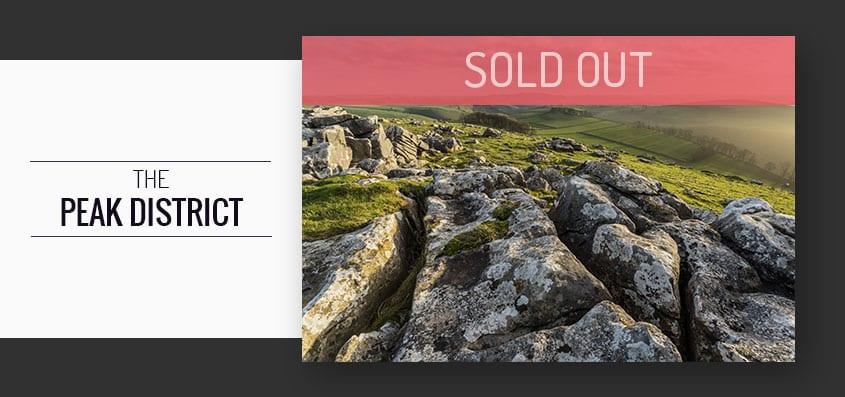 South Peak District Limestone Photography Workshop