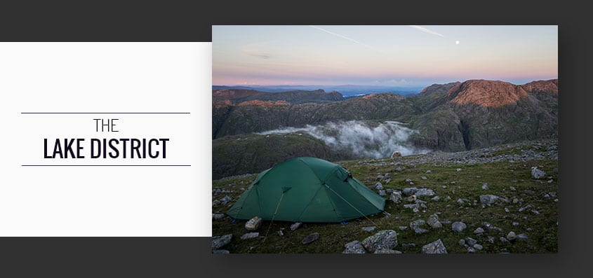 Lake District Wild Camping Photography Weekend Workshop