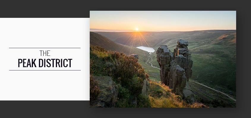 Stunning Saddleworth Peak District Photography Workshop