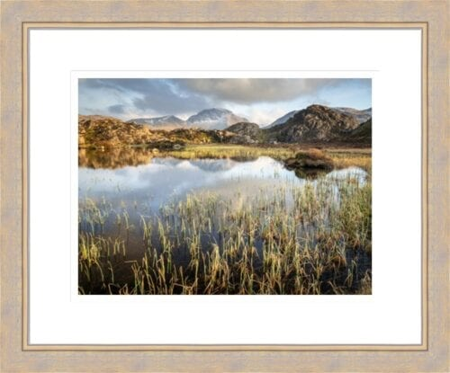 42mm Blackney Lake District Framed Print