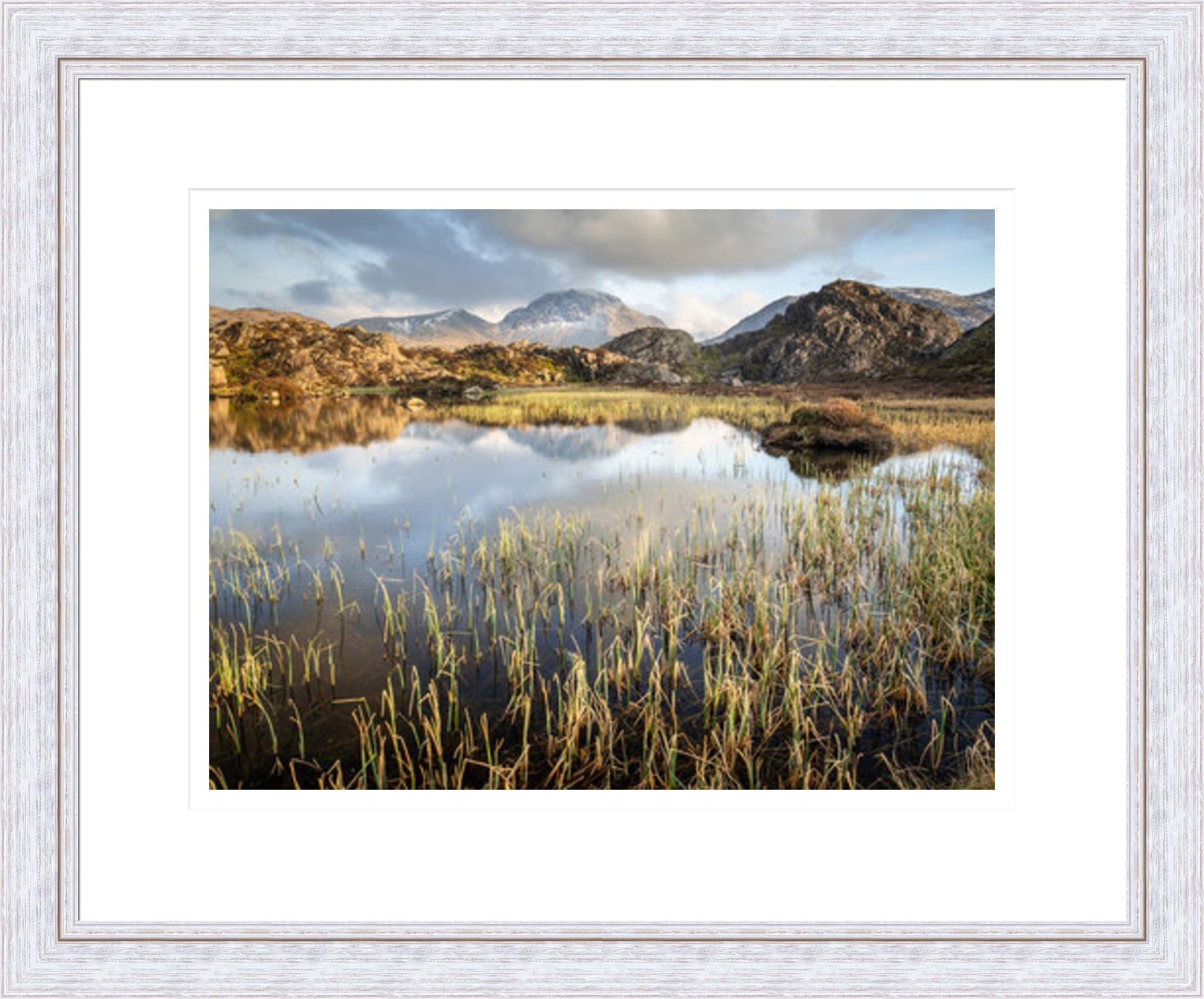 42mm Holkham Lake District Framed Print