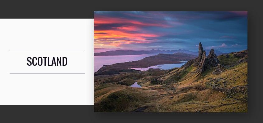 Isle of Skye Photography Workshop Tour October 2020