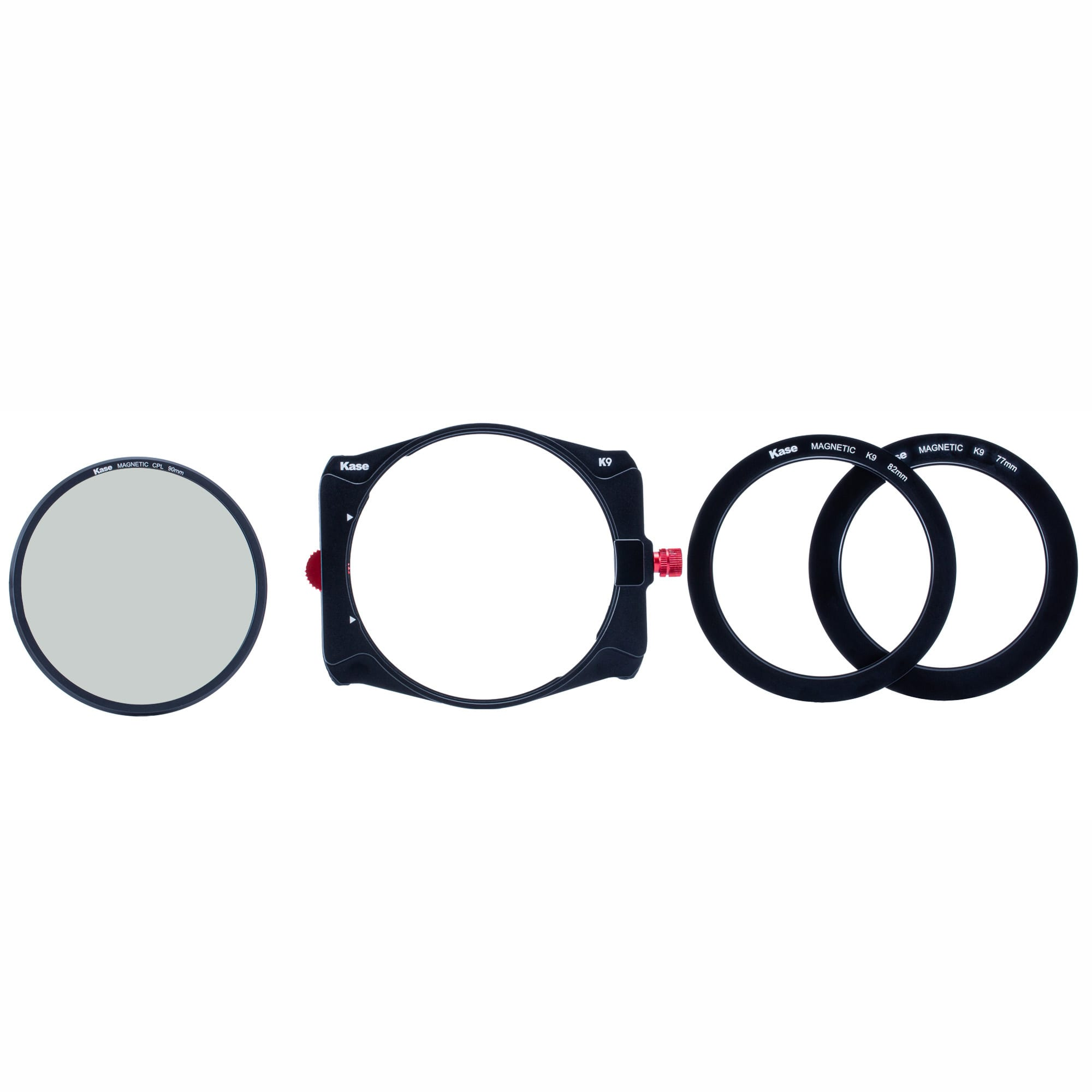 Kase K9 100mm Filter Holder Set