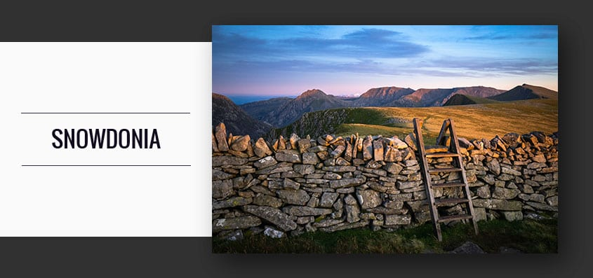Snowdonia Hills and Mountains Landscape Photography Workshop