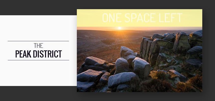 Winter Solstice Peak District Photography Workshop