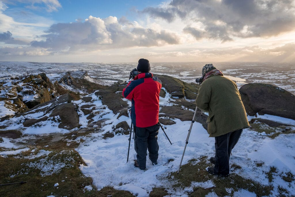 Peak District Winter Photography Workshop