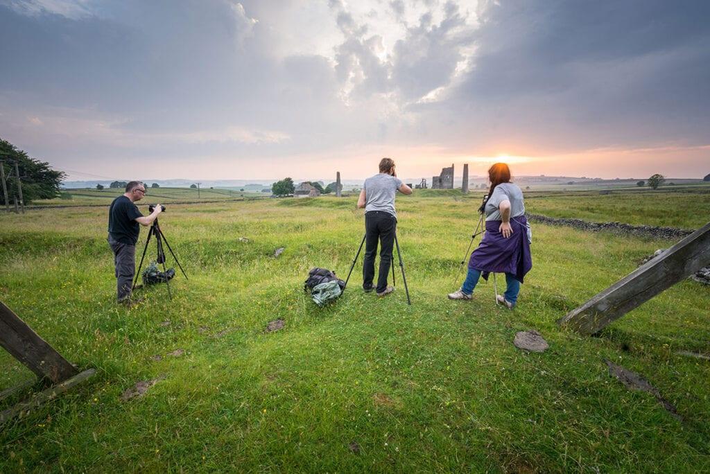Peak District Summer Solstice Photography Workshop