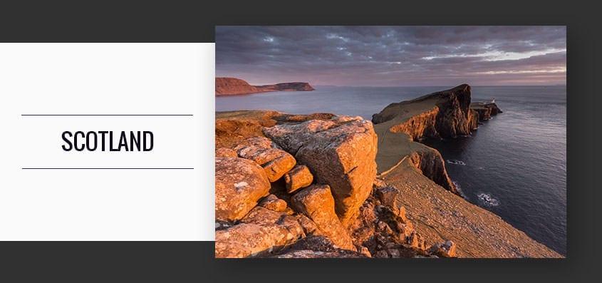 Isle of Skye Photographic Workshop Tour April 2019