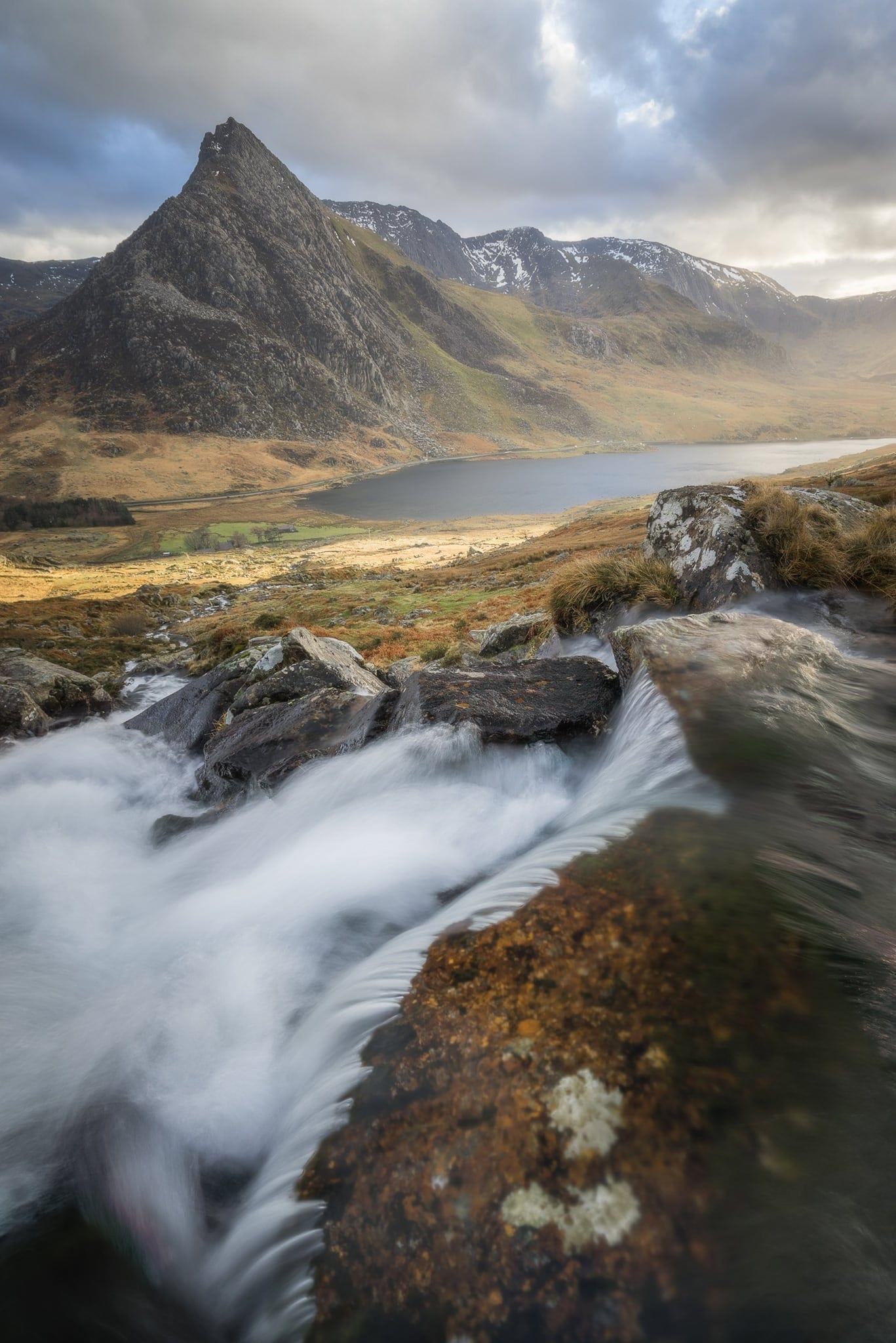 Afon Lloer - Snowdonia Photography