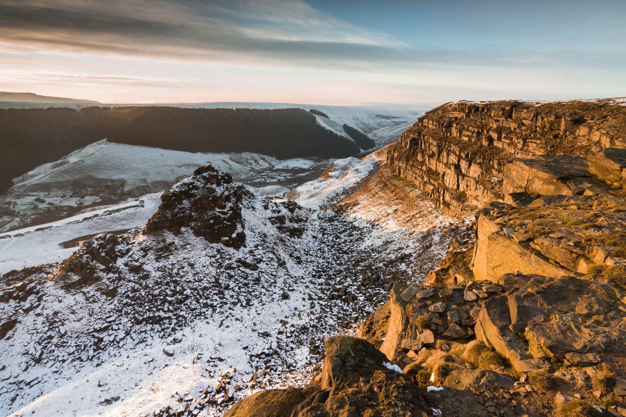 Peak District Hills & Moorlands Winter Workshop
