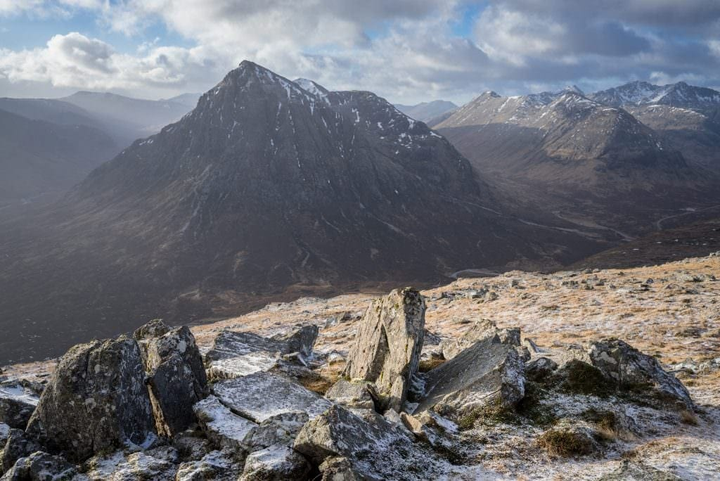 Beinn A'Chrulaiste  - Scotland Photography Workshops