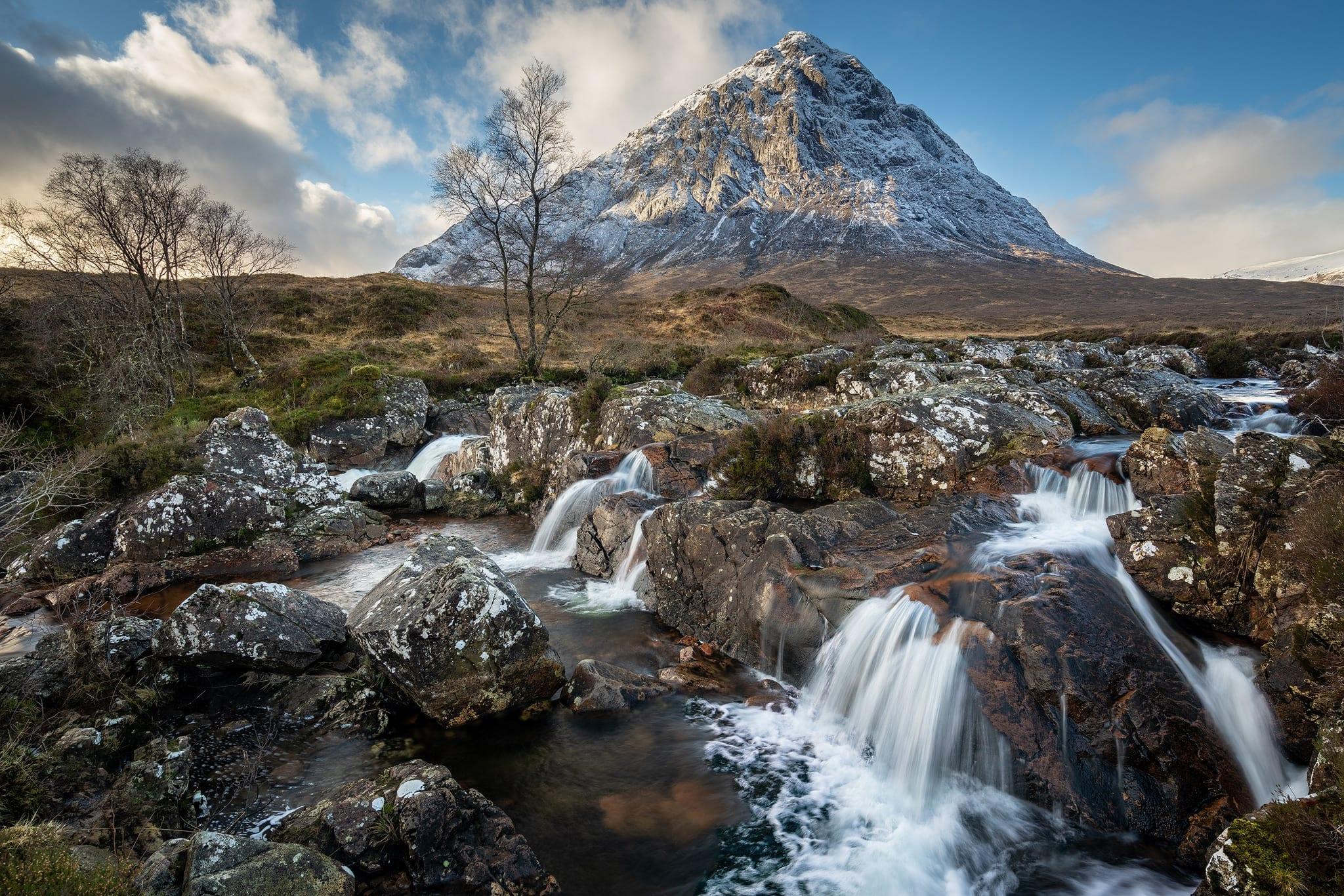 Buachaille Etive Mor - Scotland Landscape Photography