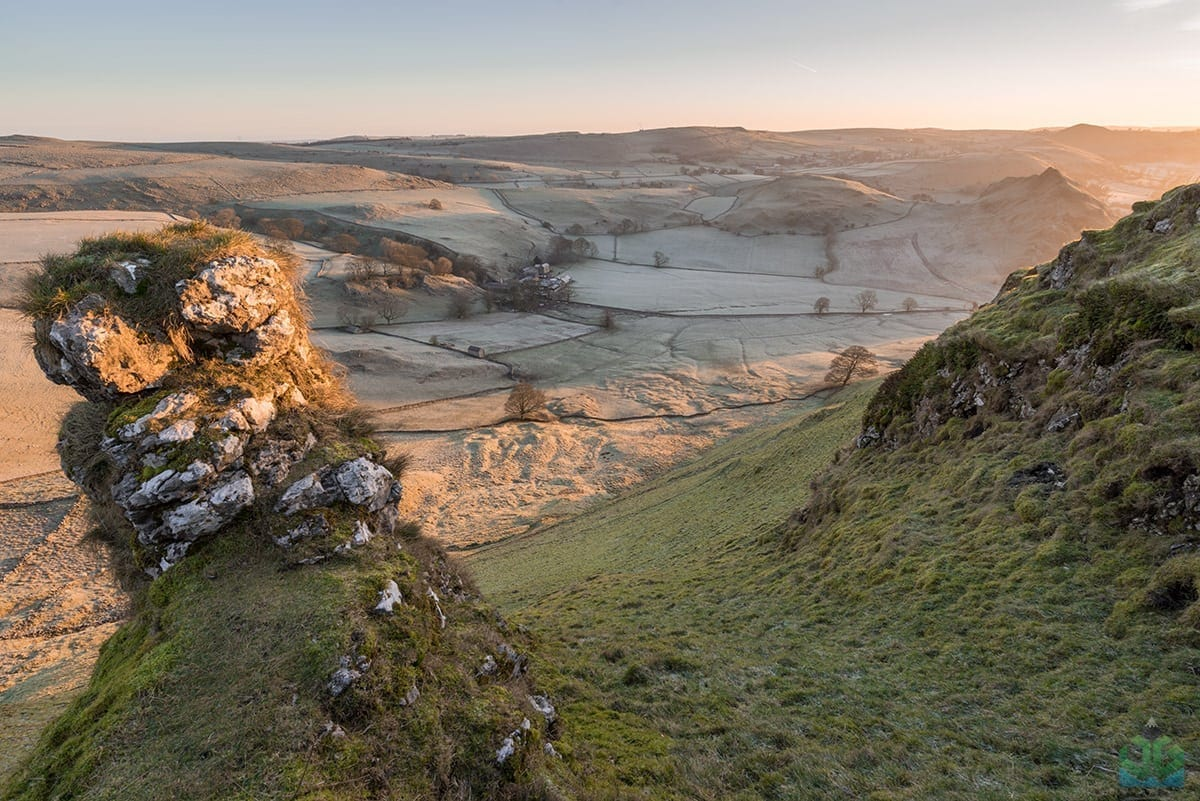 Chrome Hill Sunrise - Winter in the Peak District Photography Workshop