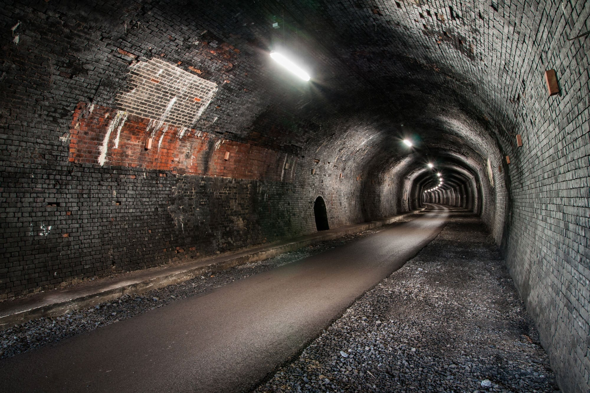 Cressbrook Tunnel - Monsal and Tideswell Peak District Photography Workshop