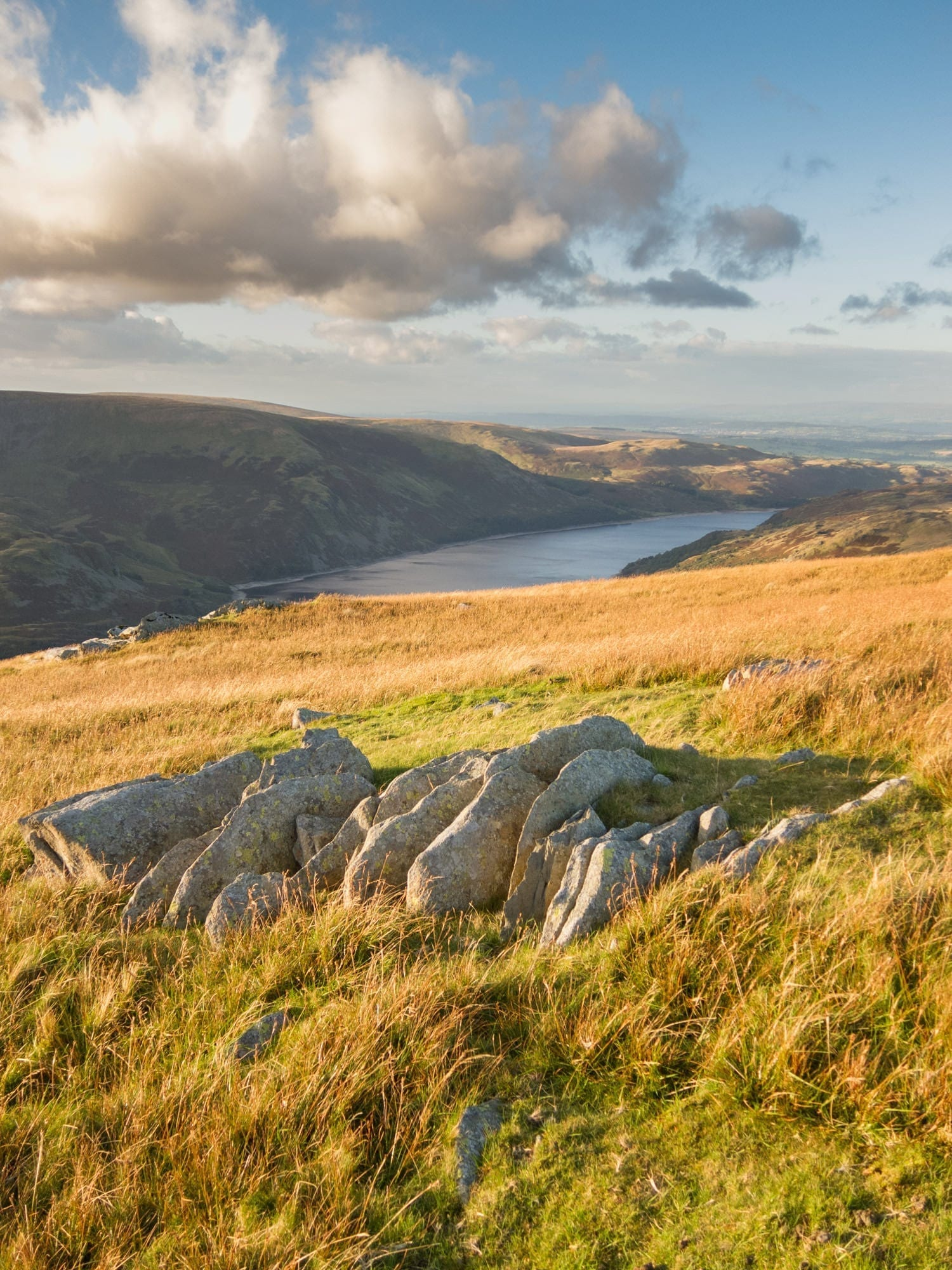 Haweswater Sunset - Lake District Photography