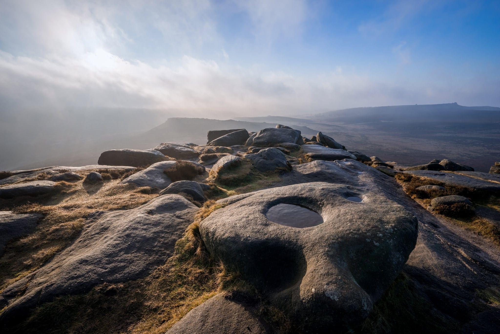 Higger Tor - Peak District Photography Winter Workshop