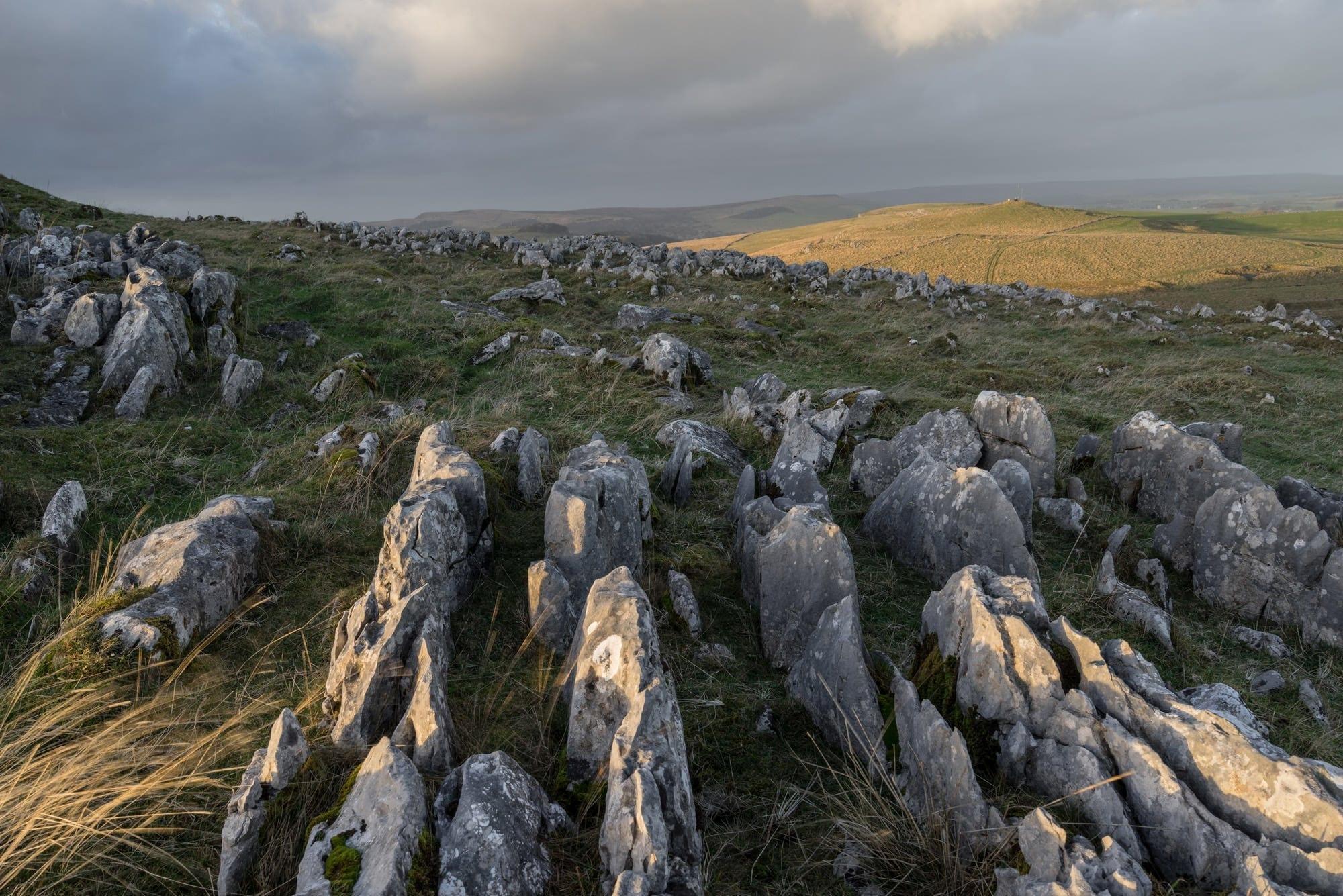 High Edge Sunset - Peak District Photography Workshop
