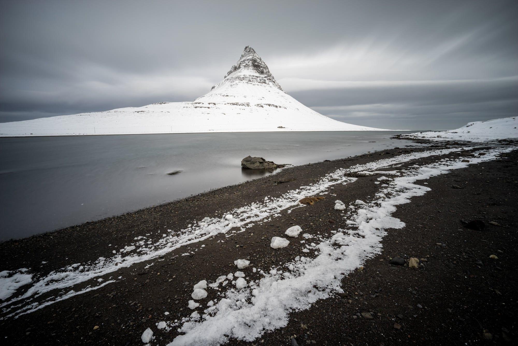 Kirkjufell - Church Mountain - Iceland Photography