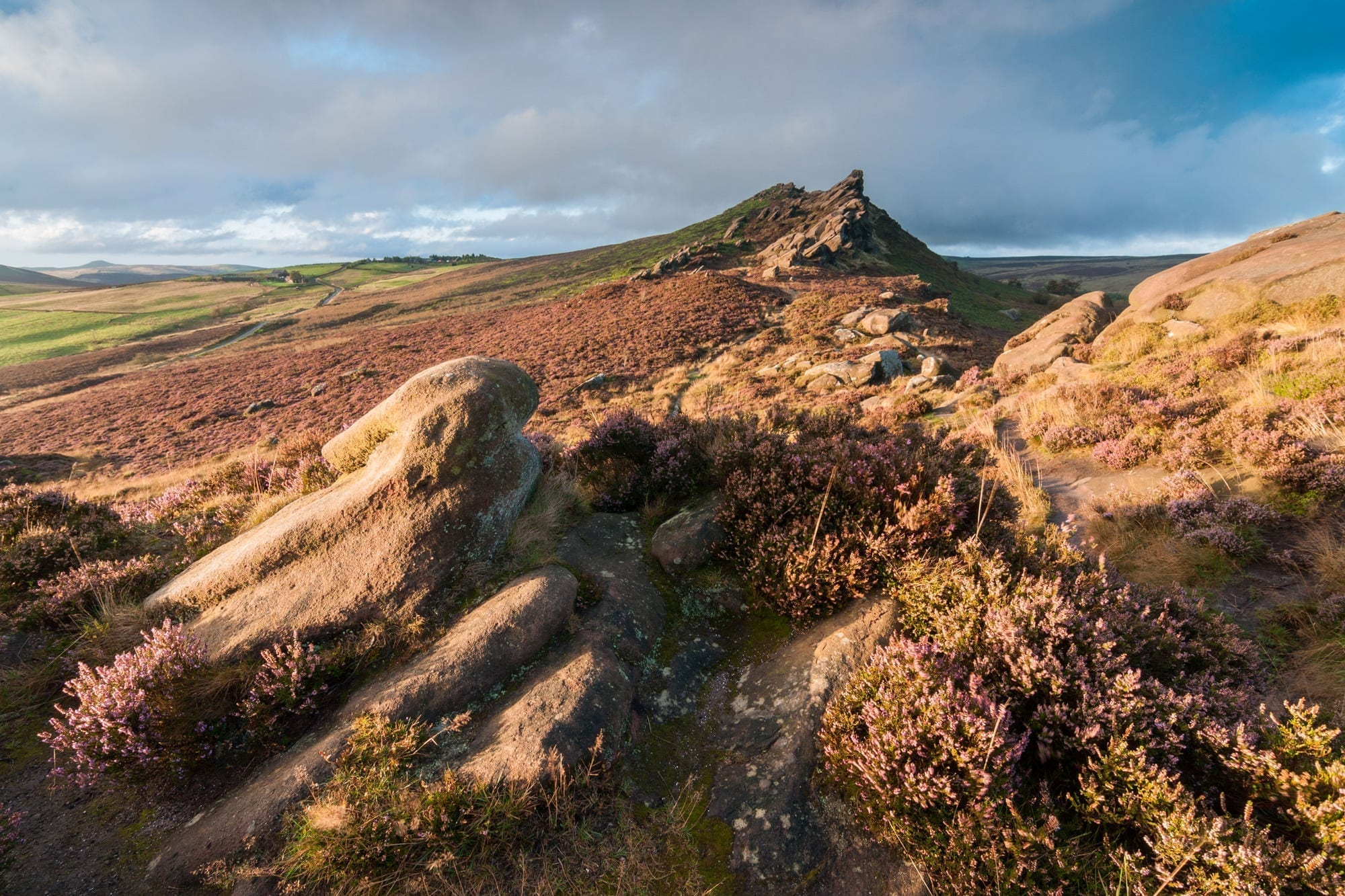 Ramshaw Rocks Sunset - Peak District Through The Lens Photography Workshop