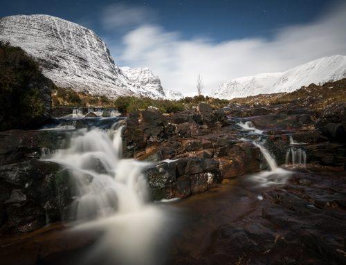 Torridon (Loch Clair and Russel Burn)