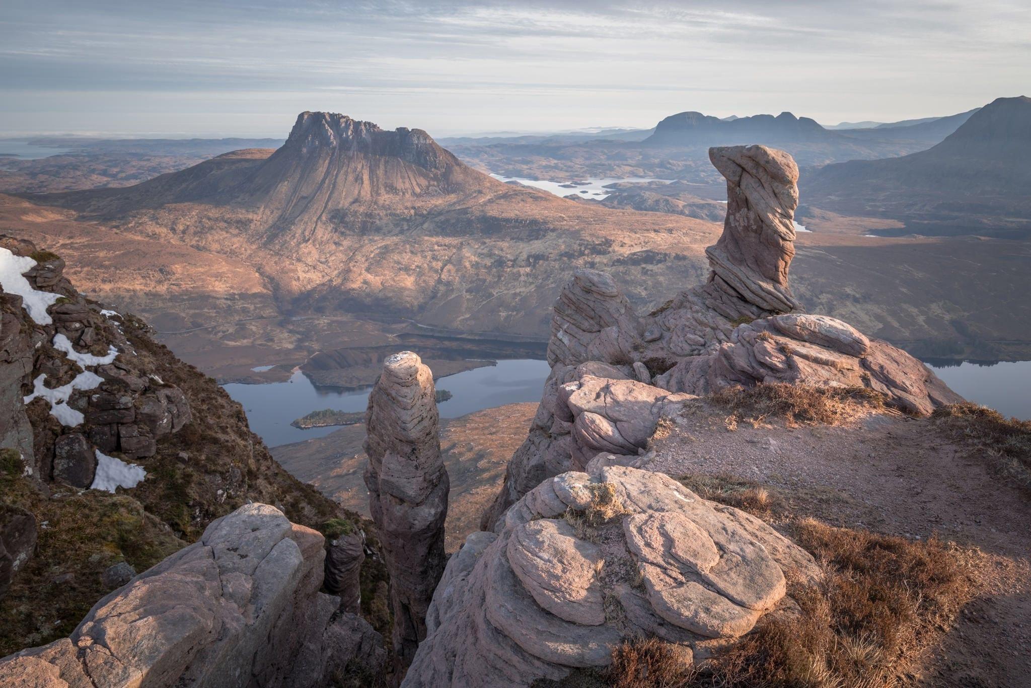 Sgorr Tuath - Scotland Photoggraphy