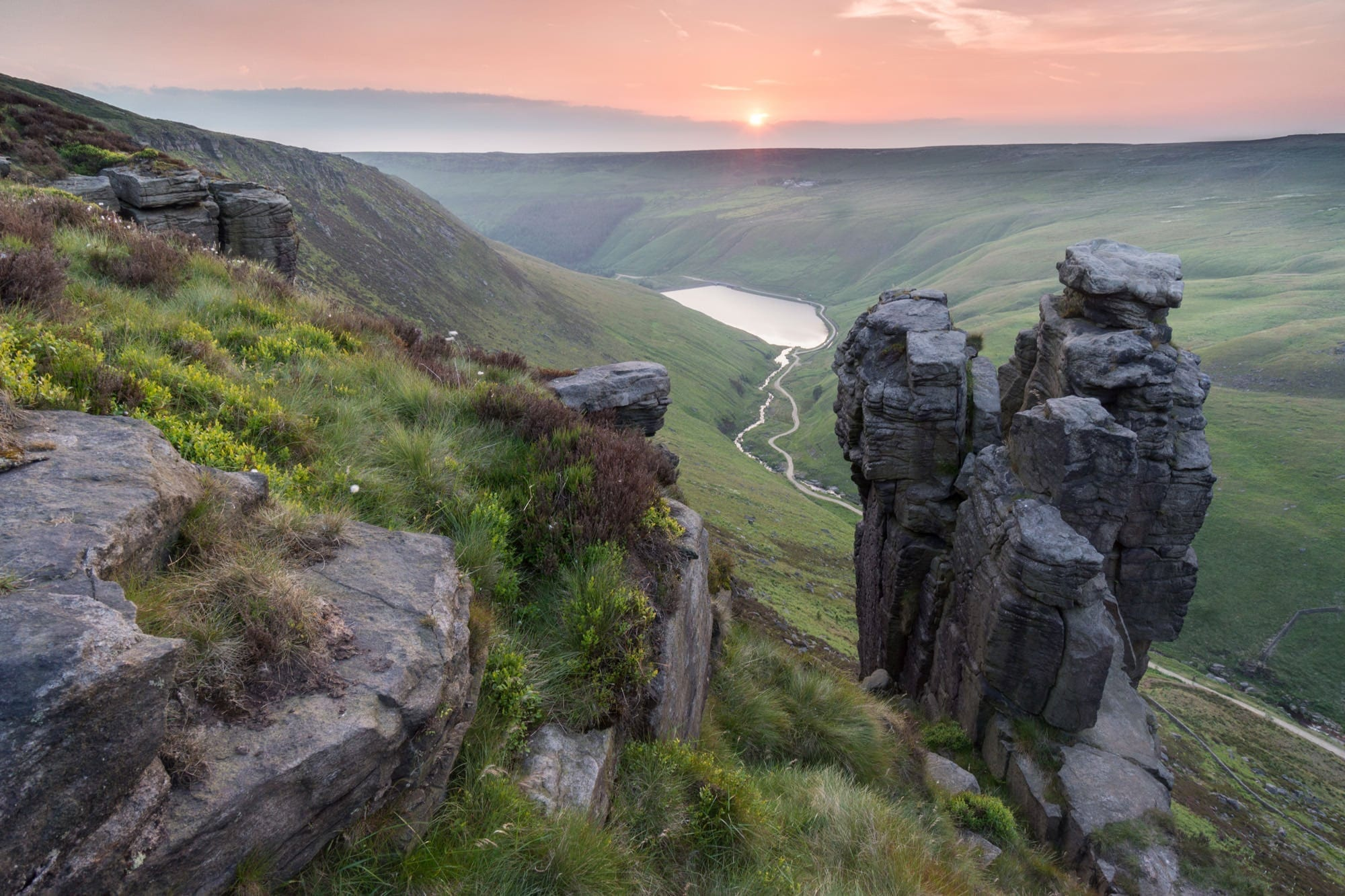 The Trinnacle Sunset - Stunning Saddleworth Photography Workshop