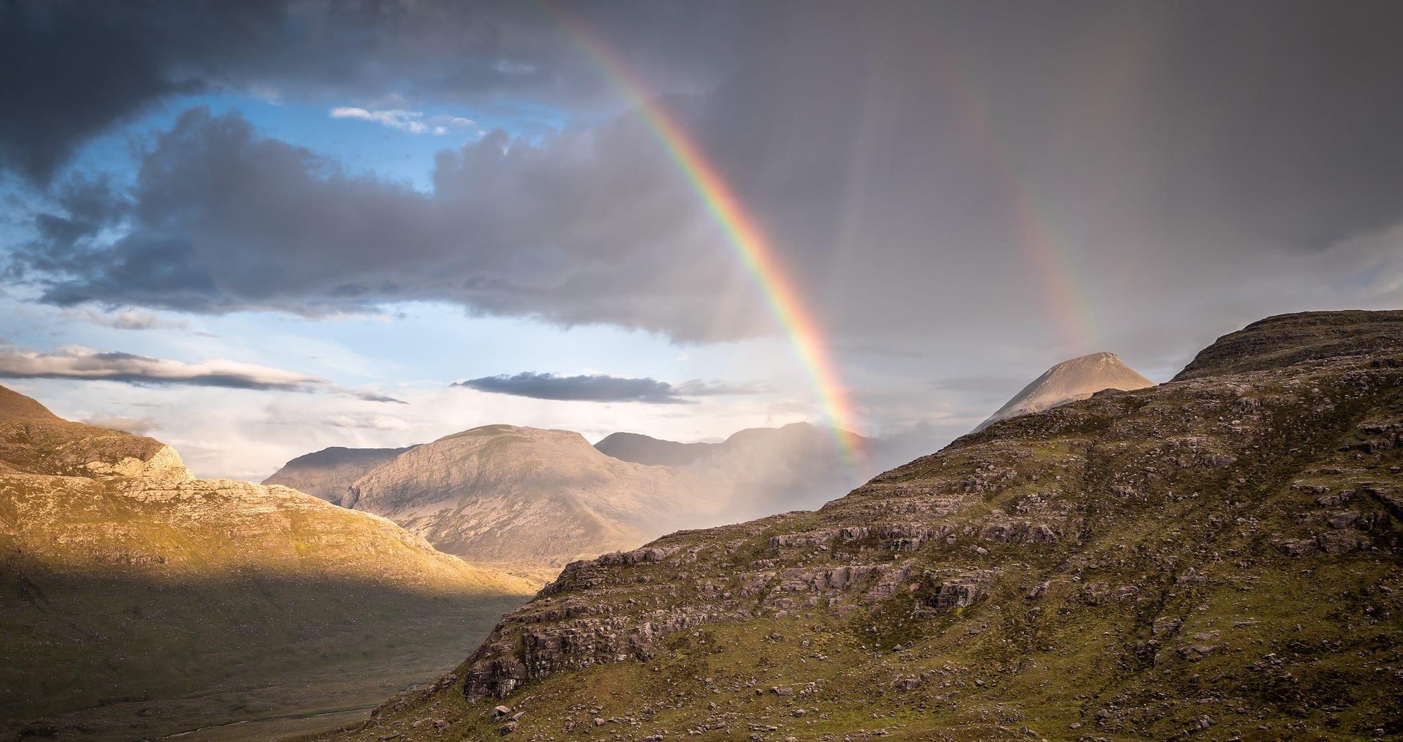 Torridon Weather – Scotland Landscape Photography