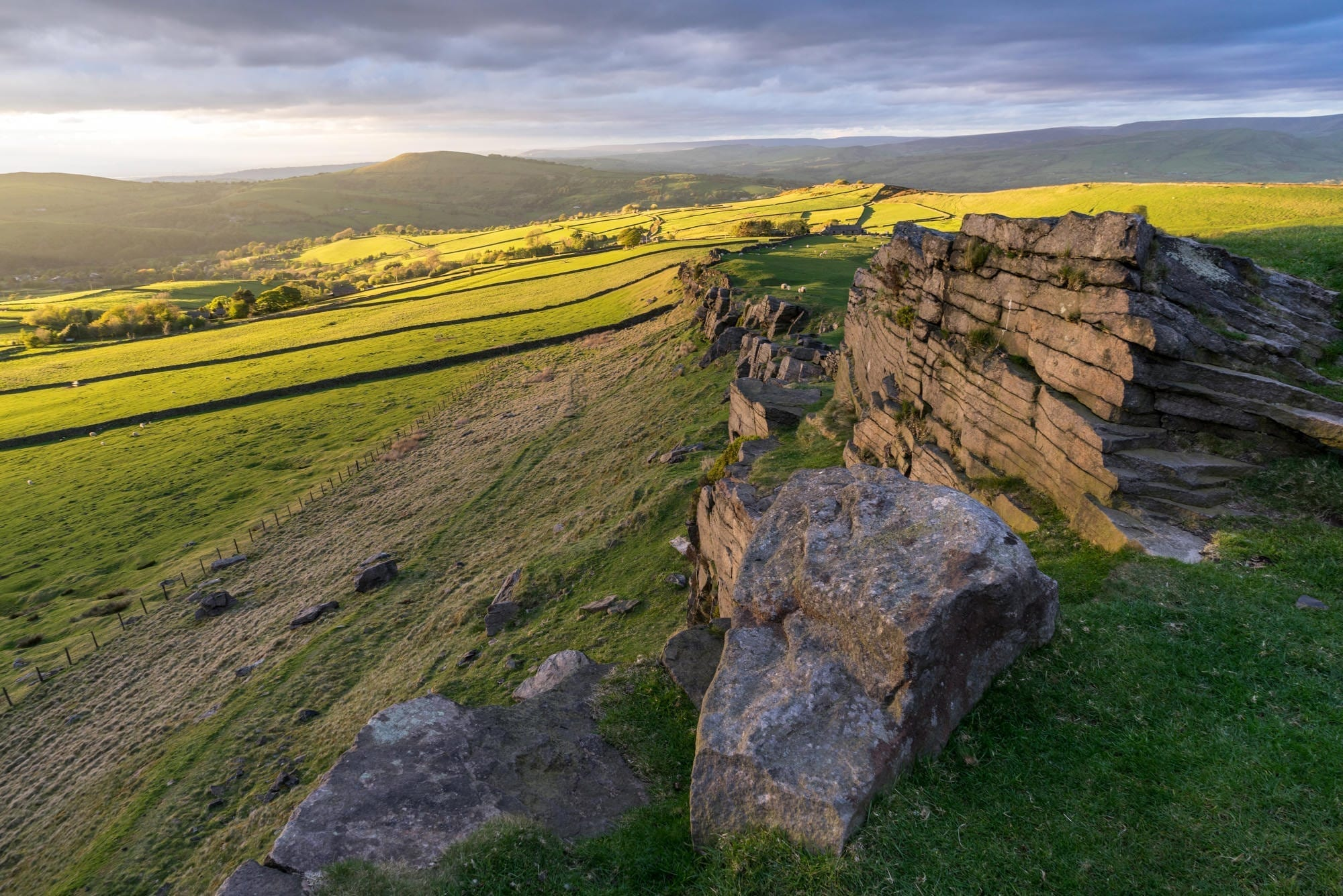 Windgather Rocks - Peak District Through The Lens Photography Workshop