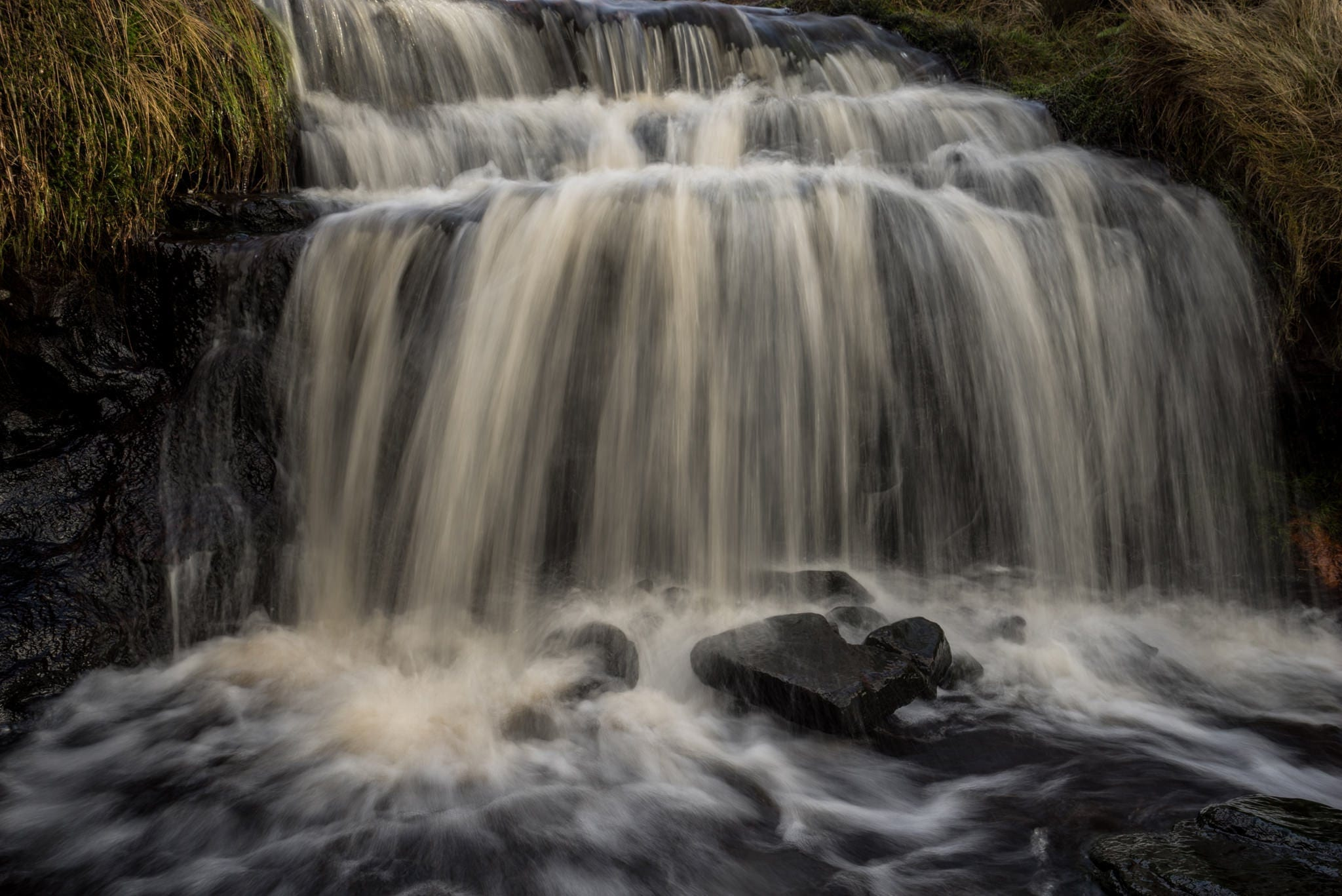 Dean Rocks Waterfall - Stunning Saddleworth Photography Workshop