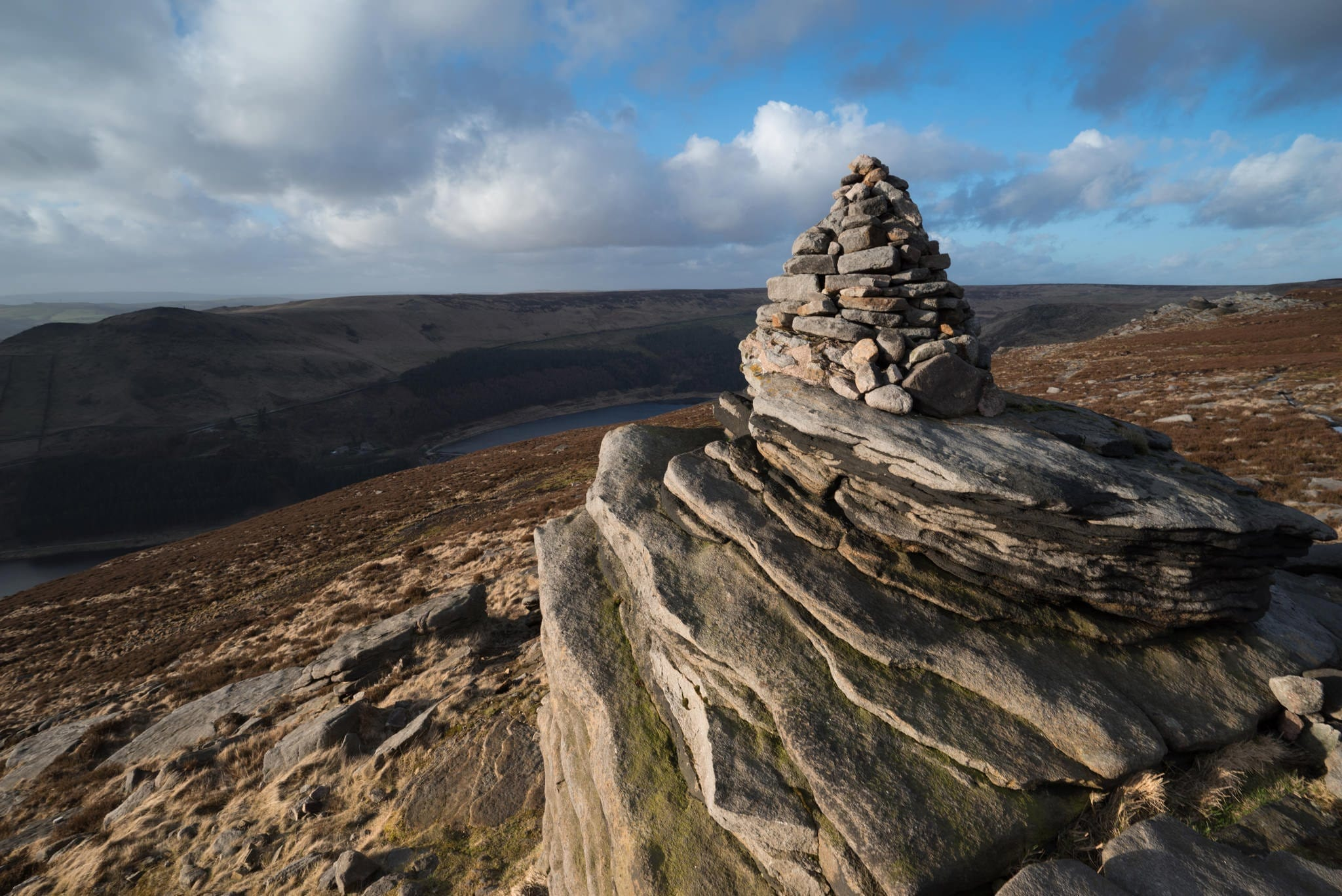 Fox Stone on Dean Rocks - Stunning Saddleworth Photography Workshop