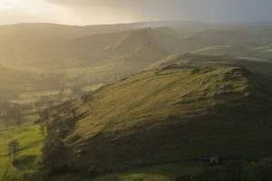 High Wheeldon Sunset - Landscape Photography