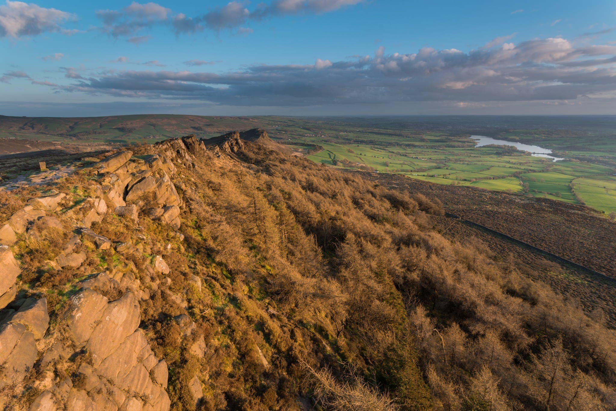 The Roaches - Rugged South-West Peak District Photography Workshop
