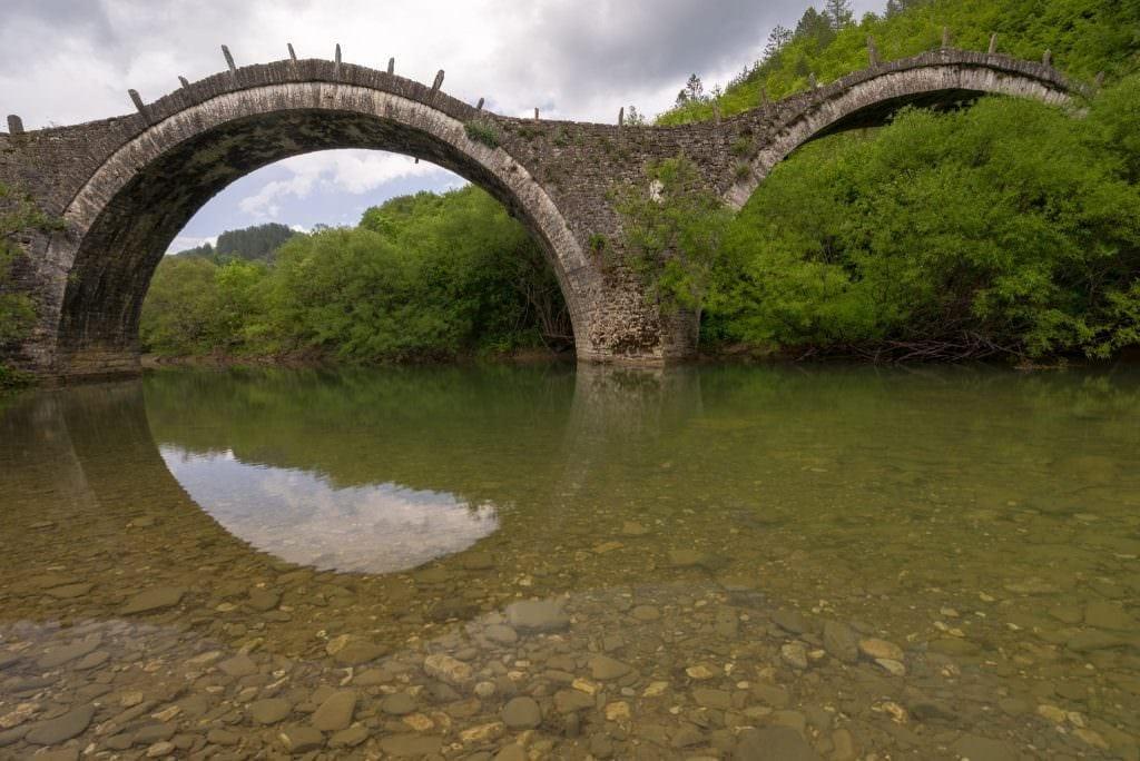 Kipi Bridge, Zagoria - Zagoria Photography Workshop