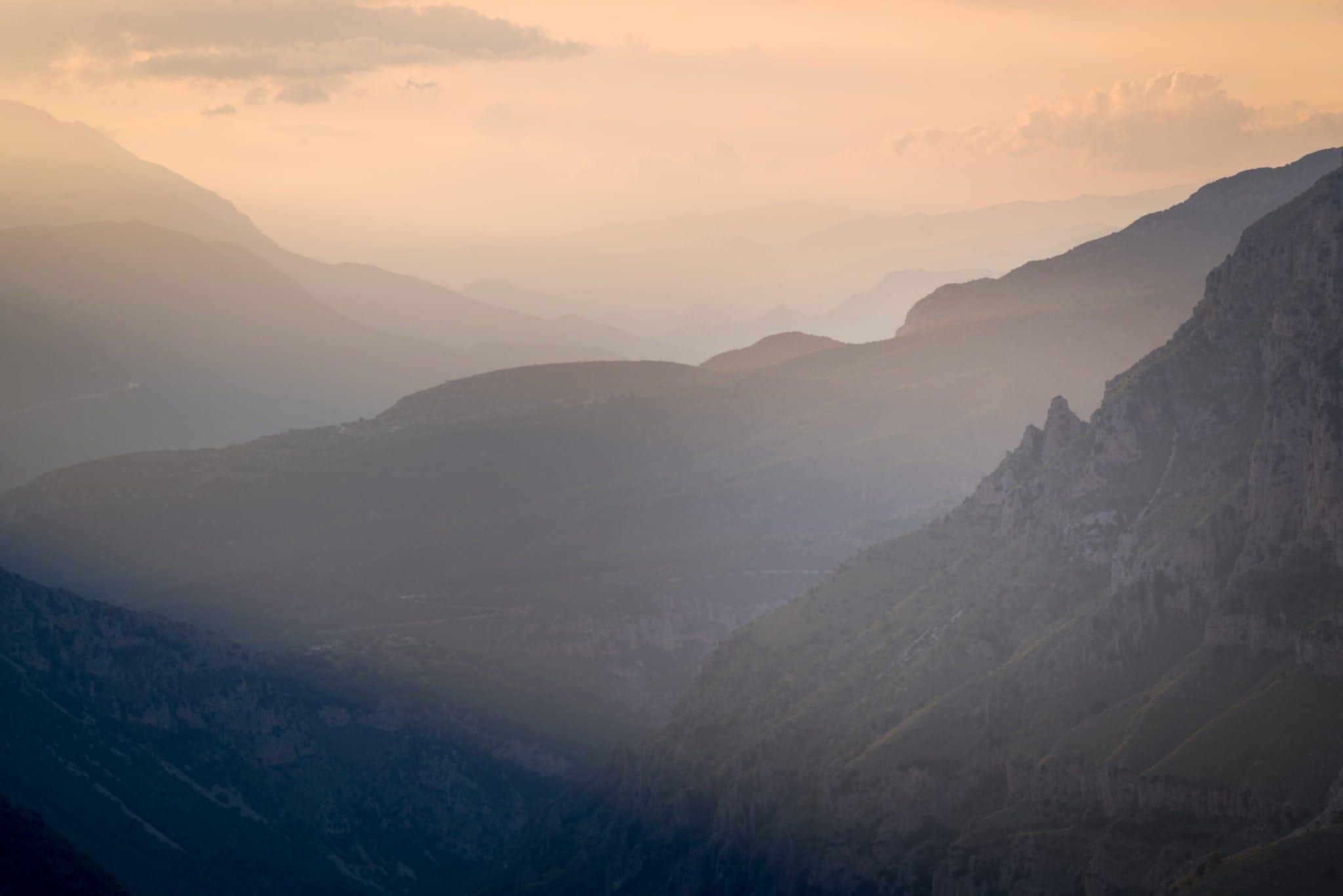 Vikos Gorge Mountains - Greece Zagoria Photography Workshop