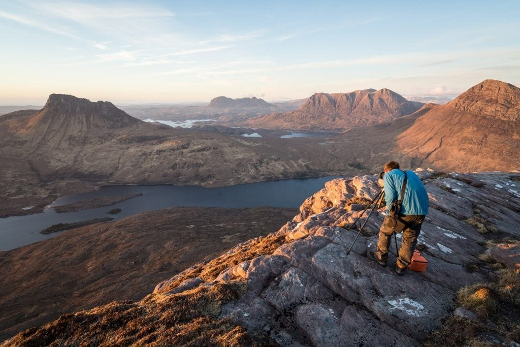 Sgorr Tuath Photography Workshop - Scotland Photography Workshops