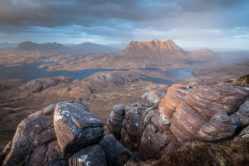 Stac Polliadh to Cul Mor - Scotland Photography Workshops